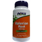 Valerian Root, 500mg - 100 vcaps