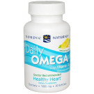Daily Omega with Vitamin D3, Natural Fruit - 30 softgels