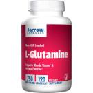 L-Glutamine, 750mg - 120 vcaps