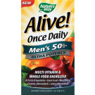 Alive!, Once Daily Men's 50 plus - 60 tablets