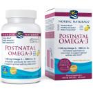 Postnatal Omega-3, 1120mg Lemon - 60 softgels