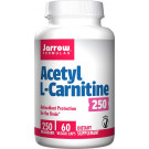 Acetyl L-Carnitine, 250mg - 60 vcaps