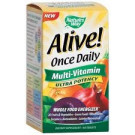 Alive!, Once Daily Multi-Vitamin - 60 tablets