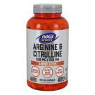 Arginine & Citrulline - 240 vcaps