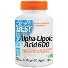 Alpha Lipoic Acid, 600mg - 180 vcaps