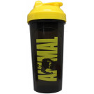 Animal Yellow Pak Iconic Shaker, Black - 700 ml.