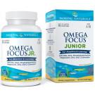 Omega Focus Junior - 120 softgels