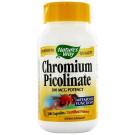 Chromium Picolinate, 200mcg - 100 caps