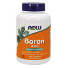 Boron, 3mg - 250 caps