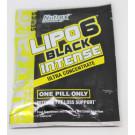Lipo-6 Black Intense Ultra Concentrate - 1 capsule (1 serving)