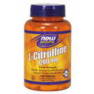 L-Citrulline, 1200mg (Extra Strength) - 120 tablets