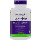 Lecithin, 1200mg - 120 softgels