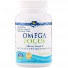 Omega Focus - 60 softgels