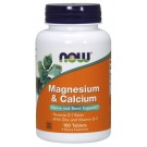 Magnesium & Calcium with Zinc and Vitamin D3