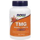 TMG (Trimethylglycine), 1000mg - 100 tabs