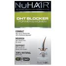 NuHair DHT Blocker for Men & Women - 60 tabs