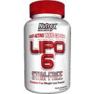 Lipo-6 Stim Free - 120 liquid caps