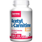 Acetyl L-Carnitine, 500mg - 120 vcaps