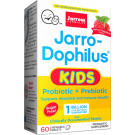 Jarro-Dophilus Kids, Natural Raspberry - 60 chewable tabs