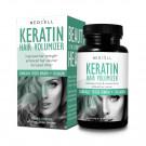 Keratin Hair Volumizer - 60 caps