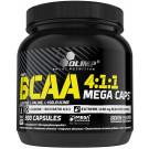 Profi BCAA 4:1:1 Mega Caps - 300 caps