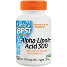 Alpha Lipoic Acid, 300mg - 180 vcaps