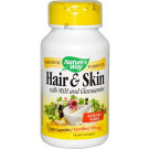 Hair & Skin with MSM and Glucosamine - 100 caps