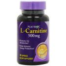 L-Carnitine, 500mg - 30 caps