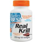 Real Krill, 350mg - 60 softgels