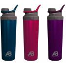 AeroBottle Primus Steel Shaker Bottle, Random Colour - 800 ml.