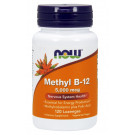 Methyl B-12 with Folic Acid, 5000mcg - 120 lozenges