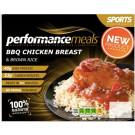 Sports Fuel, BBQ Chicken & Brown Basmati Rice - 1 Pack