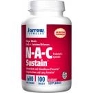 N-A-C Sustain, 600mg - 100 tabs