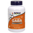 GABA Chewable with Taurine, Inositol and L-Theanine - 90 chewables