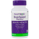 Brain Speed Memory - 60 tabs