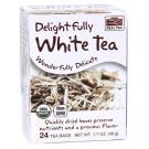 Delightfully White Tea, Organic - 24 tea bags
