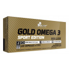Gold Omega 3, Sport Edition - 120 caps