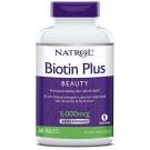 Biotin Plus, 5000mcg - 60 tabs