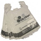 Olimp Vest Style Plastic Carrier Bags, Large - 50 pcs.