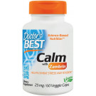 Calm with Zembrin, 25mg - 60 vcaps