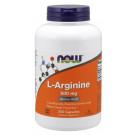 L-Arginine, 500mg - 250 caps