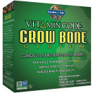 Vitamin Code Grow Bone System - 30 day supply