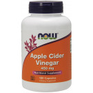 Apple Cider Vinegar, 450mg - 180 vcaps