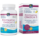 Postnatal Omega-3, 1120mg Lemon - 60 softgels