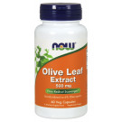 Olive Leaf Extract, 500mg - 60 vcaps