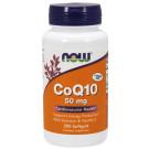 CoQ10 with Selenium & Vitamin E, 50mg - 200 softgels