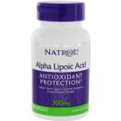 Alpha Lipoic Acid, 300mg - 50 caps