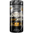 Platinum 100% Carnitine, 500mg - 60 caps