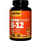 Methyl B-12, 2500mcg - 100 lozenges
