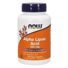 Alpha Lipoic Acid with Vitamins C & E, 100mg - 120 vcaps